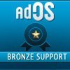 Bronze Support